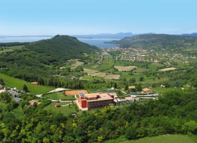 Boffenigo Hotel, Gardasee Golfsaison, Hotel Thermae