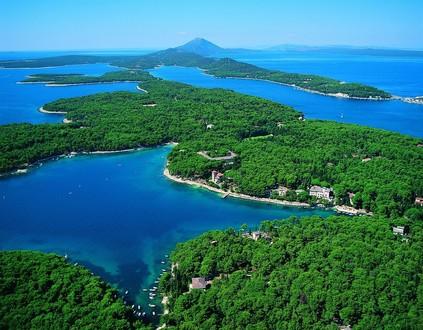 Losinj Hotels Villas, Luxusurlaub Hotel Bellevue, Kroatien Ferien