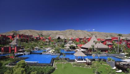 Barceló Asia Gardens, Hotel Thai Spa, Alicante Luxushotel